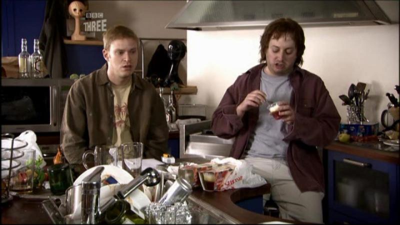 That Mitchell and Webb Look / Вот как выглядят Митчелл и Уэбб сезон 1 серия 1