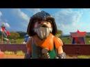 Şövalyeler Çizgi Sinema Eğlenceli Çocuk Video - PLAYMOBIL