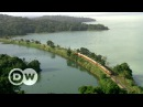 Traveling by train in Panama | DW Documentary