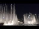 Дубай молл, фонтаны 2