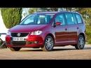 Volkswagen Touran UK spec 2006 10