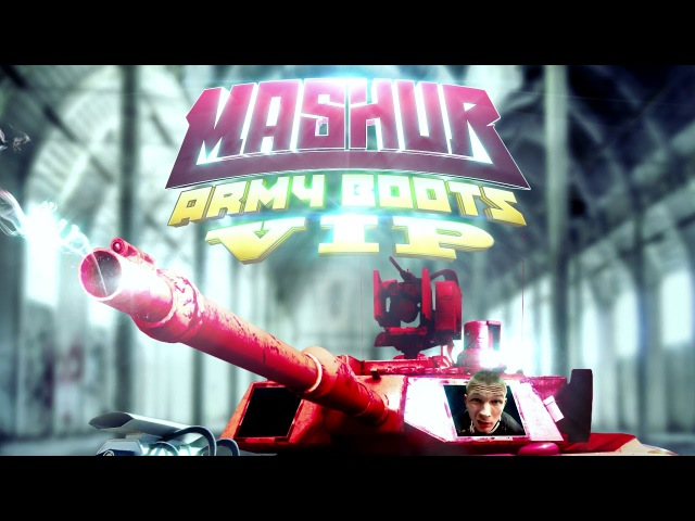Mashur Army Boots VIP Heavy Artillery Recordings Full HD 1080p
