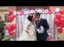 Ролик со свадьбы Рустама и Алсу. Альметьевск