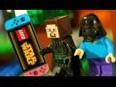 ЗВЕЗДНЫЙ РАЗРУШИТЕЛЬ и Лего Нубик Майнкрафт LEGO Star Wars Minecraft Animation Мультики для Детей