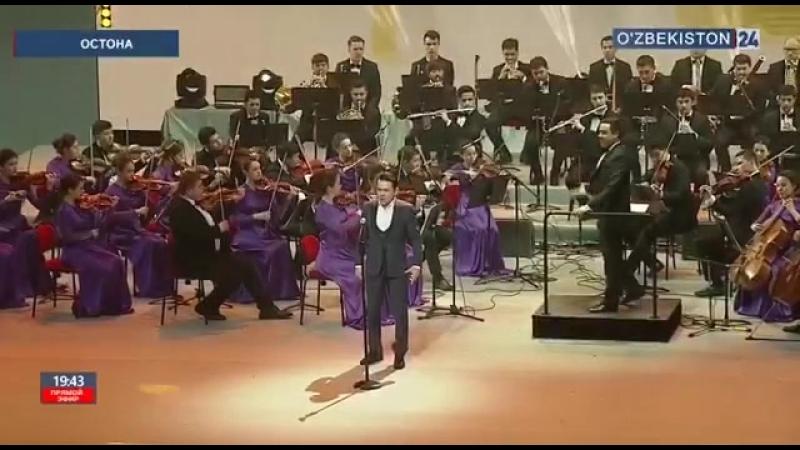 G.Verdi..Cabaletta di Manriko..Di quella pira..Il Trovatore. Samandar Alimov.