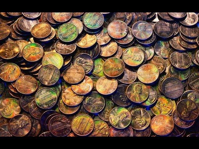 Роман Бутин и его монеты