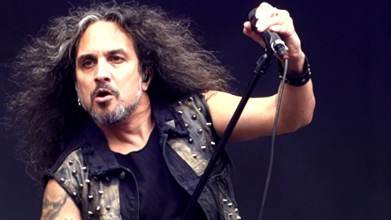 Death Angel - FortaRock 2018 The Netherlands footage