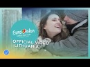 Ieva Zasimauskaitė - When We're Old - Lithuania - Official Music Video - Eurovision 2018