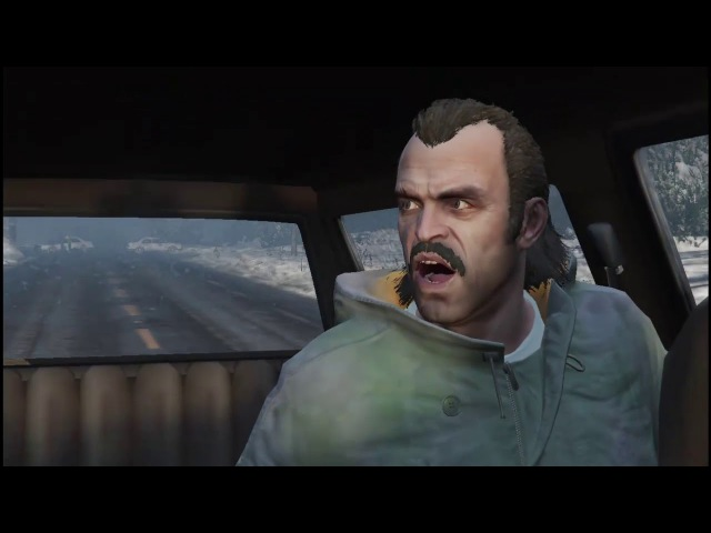 GTA 5 Test 3 on Nvidia Gt 710M on Asus X550CL