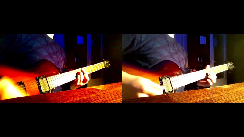 Rammstein - Adios. The best guitar cover ever!