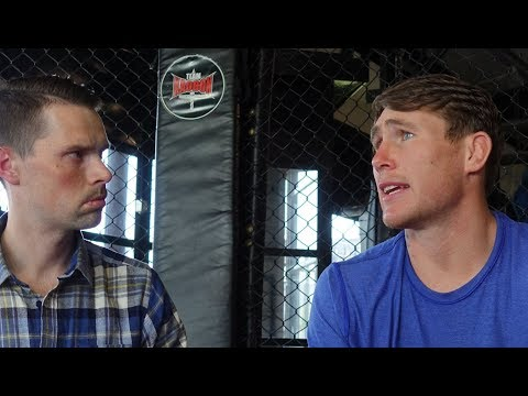 Darren Till: 'I Will Finish Wonderboy In 2 Rounds At UFC Liverpool' l Pre-Fight Interview