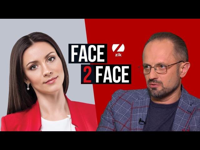 FACE 2 FACE з Тетяною Даниленко: Роман Безсмертний, Надзвичайний та повноважний посо ...