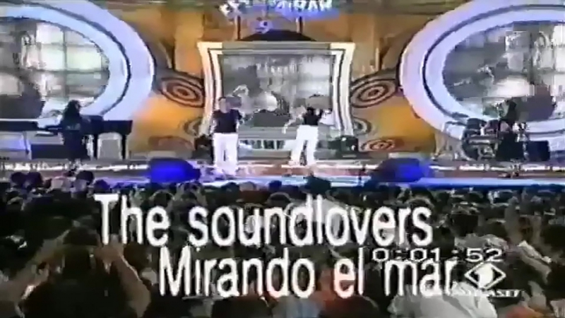 The Soundlovers Mirando El Mar Live At FestivalBar 1999