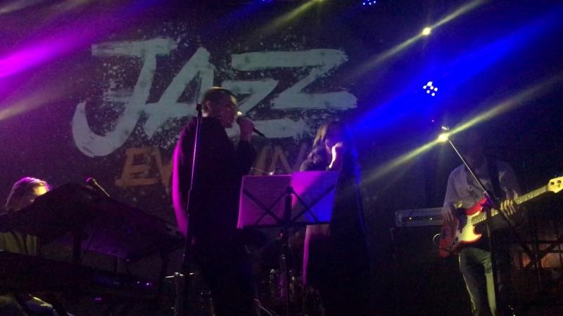 Jazz Evening - Oh Wonder - Lose it 21/04/18
