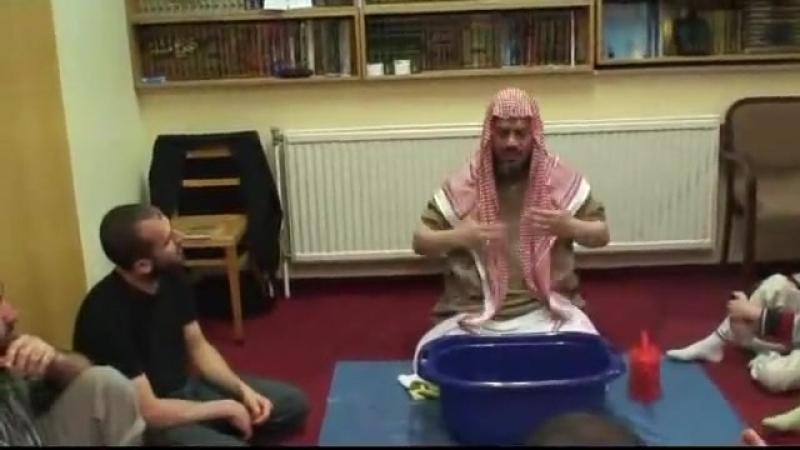 1. Омовение и Азан. Пророка Мухаммада (салаллаху алейхи ва ссалям)