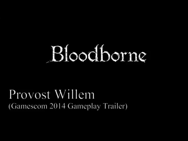Bloodborne Dialogues   Unused dialogues (Willem, Doll, Gascoigne, Alfred)