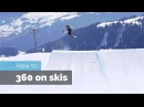 HOW TO 360 ON SKIS 4 COMMON MISTAKES CORRECTIONS