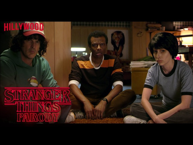 Stranger Things Parody by The Hillywood Show®