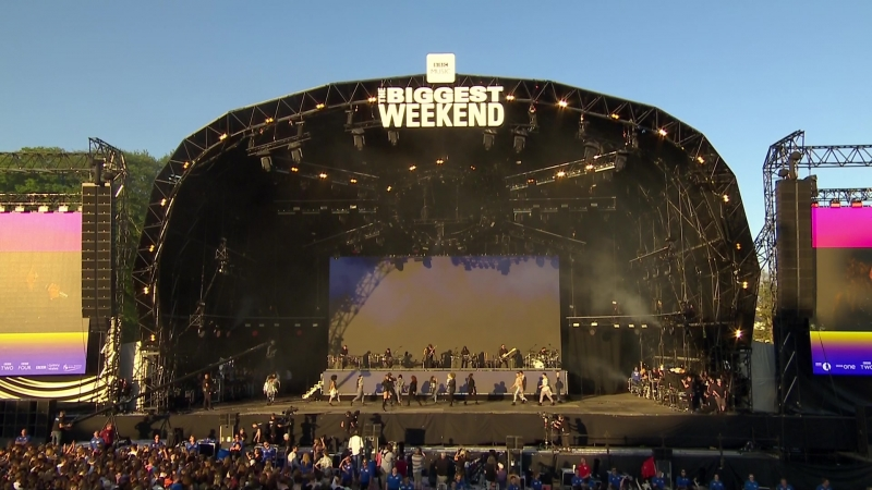 Taylor Swift - BBC Music - The Biggest Weekend 2018 (Main Stage, Swansea, Singleton Park)2018