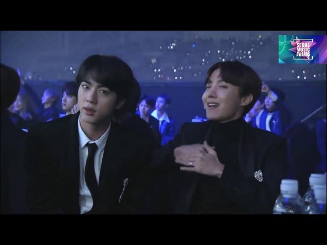 MONSTA X Intro DRAMARAMA 몬스타엑스 @Seoul Music Awards 2018 27th 서울가요대상 180125