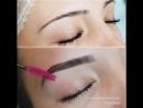 ✔ Бровь ДО и ПОСЛЕ процедуры микроблейдинга в волосковой технике 😍💣🌼 • • • • • • • • @micropigmentation_kp