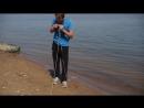 Как забрасывать резинку на судака