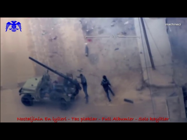 Afrindeki terörist saldırılarını İHAlar nasıl vurdu