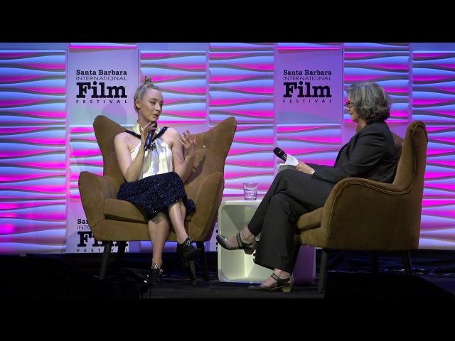 SBIFF 2018 Saoirse Ronan Discusses Byzantium Women Her Golden Globe Win