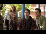 Teen Wolf (Season 6) - 6x01 Memory Lost Official HD Clip #2 The Packs Candid Photo (TWC)