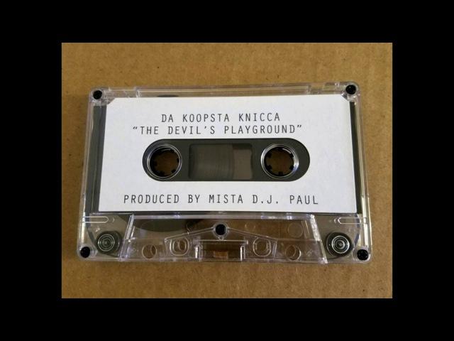 Koopsta Knicca - The Devil's Playground (Full Cassette)