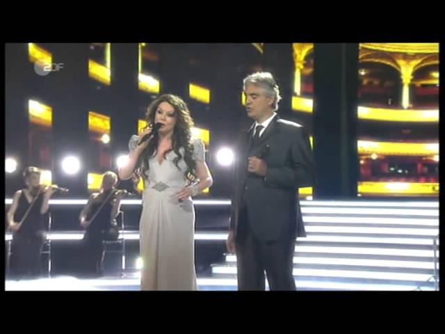 Sarah Brightman Andrea Bocelli -
