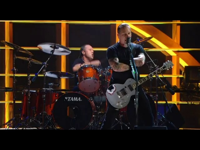 Metallica - Turn The Page - Live [HD]