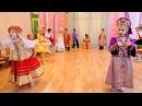Танец дворянки и купчихи из спектакля Царевна-Лягушка