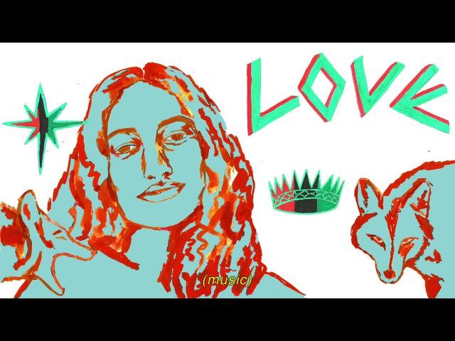 DJDS - Love feat. Empress Of (Lana Del Rey Cover / Lyric Video)