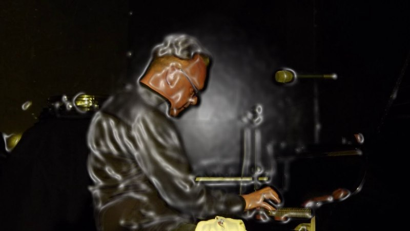 Sten Sandell Solo - Live at Kaleidophon, Ulrichsberg, Austria, 2016-05-07
