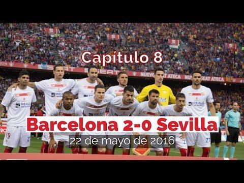 Octava Final de Copa del Sevilla FC en 2016
