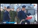 Личный состав Каспийской флотилии проводит учения по борьбе за живучесть