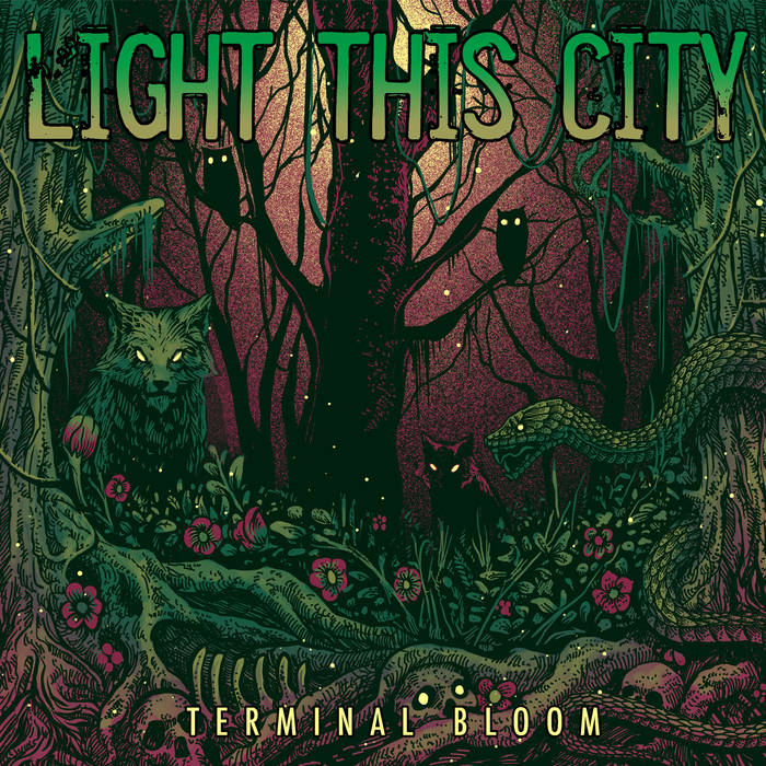 Light This City - Terminal Bloom (2018)