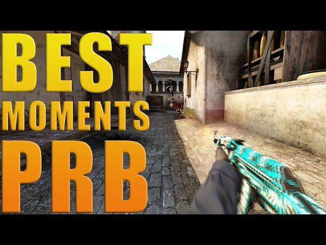 BEST MOMENTS by PRB CS GO
