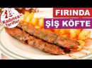 Fırında Çöp Şiş Köfte ve Patates Tarifi Nasıl Yapılır?   Videolu Yemek Tarifleri   Kadınca Tarifler