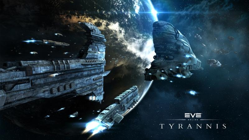 Прохожение Eve Online