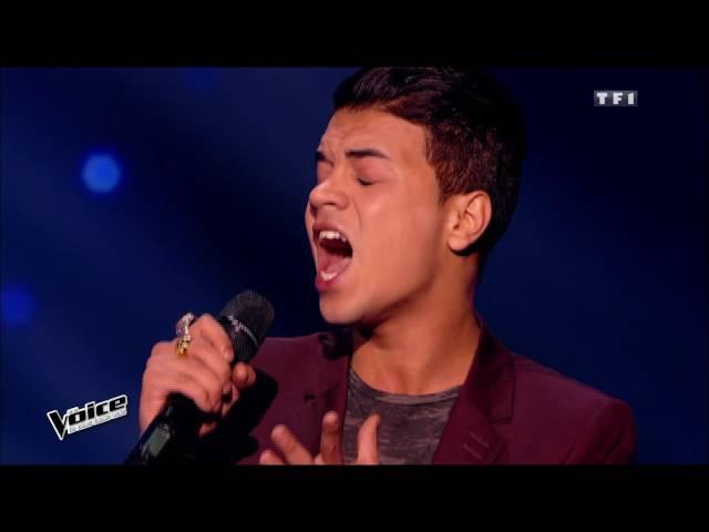 The Voice │Yann'Sine Jebli - Comme toi (Jean Jacques Goldman)│Epreuve Ultime