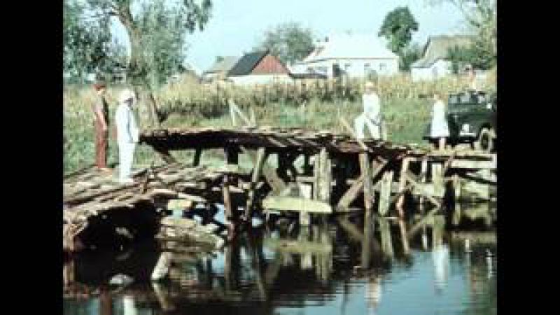 Кто должен ремонтировать мост (Отрывок из кинофильма Королева бензоколонки)