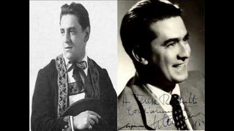 Tito Schipa Giuseppe Di Stefano Marechiare
