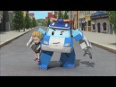 Робокар Поли ПДД - Как переходить дорогу и где играть в мяч - Сборник мультиков про машинки