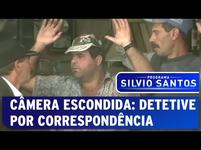 Câmera Detetive Detetive por Correspondência