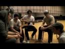 Big Time Rush sings acoustic