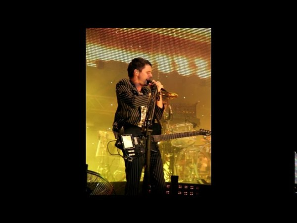Muse Live ARC DE TRIUMF BUCHAREST ROMANIA 2007 FULL Audio