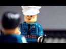 Обзор №4 - Lego полиция на страже порядка Stopmotion ENLIGHTEN (124,125,126) Police series