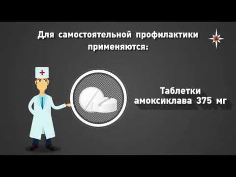 Лекарственные препараты при биологическом заражении. Часть 2 | Гражданская оборона